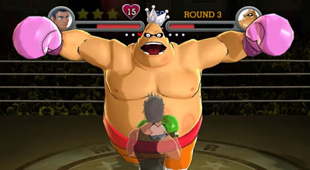 Punch Out Wii for the Nintendo Wii