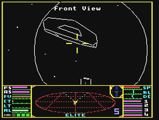 Elite (Commodore 64 Version)