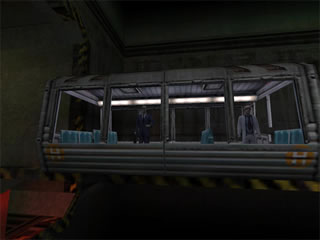 The overall lack on control of some scenes, as well as the dialogue, gave this first person shooter an almost cinematic appearance.